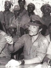 Flight Lieutenant J. J. Rawlings, 1979