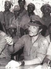 Flight Lieutenant J. J. Rawlings, 1979