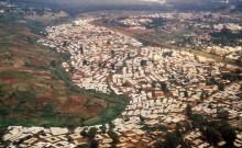 Kitui-Pumwani Slum in Nairobi,1990