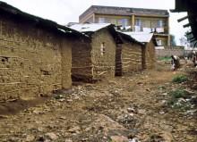 Im Kitui-Pumwani Slum, 1990