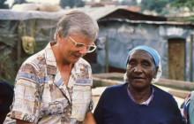 Bei den Frauen in Kitui-Pumwani, 1990