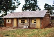 Musterhaus im YP Maseno, 1992