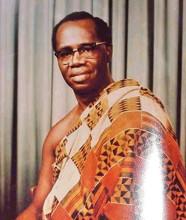 Dr. Abrefa Busia, 1972
