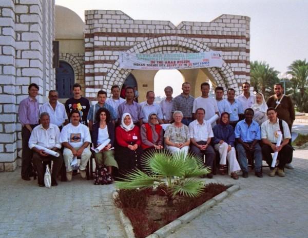 Abt-Kurs Ägypten1996