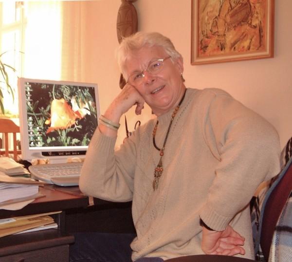 Arbeiten am Computer, Magdeburg 2007