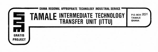 ITTU-Tamale, Logo,1987