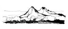 Flug ins Samburu Land, 1992