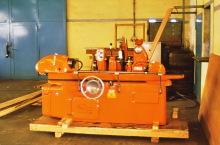 Die fast neue Kurbelwellenschleifmaschine ist im ITTU eingetroffen, 1989