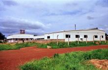 ITTU in Tamale, 1987