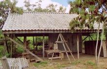 FCR Produktions Werkstatt in Kibwezi, 1990
