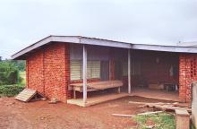 BRRI Demonstrationshaus aus gebrannten Tonziegeln, 1988