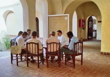 ABT Kurs, Gruppenarbeit, Ägypten 1996