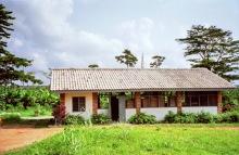 FCR-Werkstatt in Accra, 1991