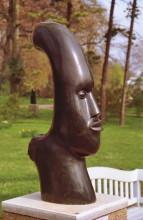 Porträt, Palmengarten, 1994