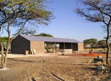 Die Ziegelproduktionshalle, 2004