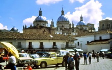 In Riobamba
