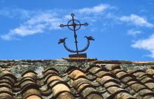 Dach in Riobamba
