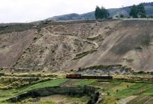 Ecuadors höchste Eisenbahnlinie