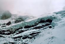 Humboldtgletscher am Chimborazo