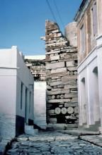 Fränkisches Kastell, Paros, Juni 1964