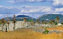 Ruinen im Tal, 1986