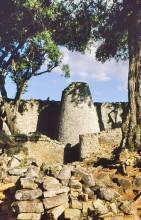 Der konische Steinturm