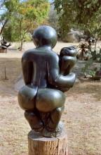 Caring mother - von Marime, 1993