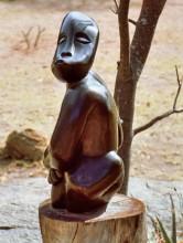 Waiting for rains - von Zinyeka, 1993