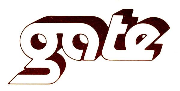Das alte GATE Logo