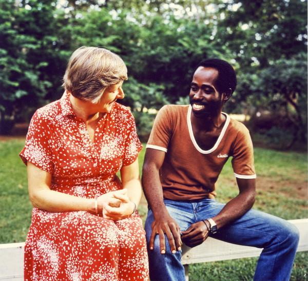 Hannah und Jackson Abankwa-1982