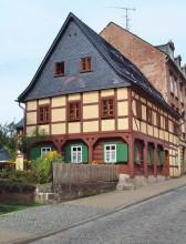 Pfarrhaus in Sebnitz, 2007