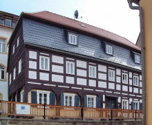 Haus in Sebnitz
