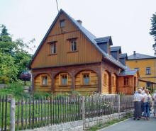 Umgebindehaus in Hinterhermsdorf, 2007
