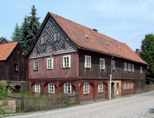 Haus in Hinterhermsdorf