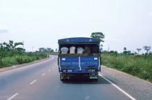 Unterwegs nach Boabeng, 1986