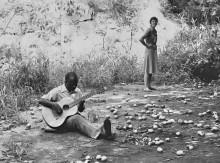 Musik unterm Mango Baum in Boabeng-Fiema