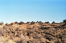 Dörfer vor Keren