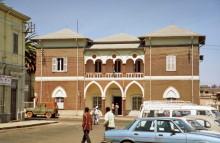 Hauptpost in Asmara