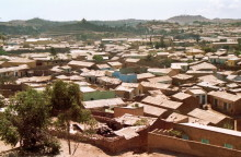 Slum of hope, Asmara
