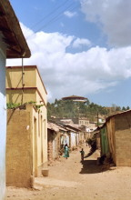 Im Slum of hope, Asmara