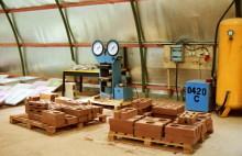 Espace 2000, Steinproduktion