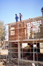 Wohnungsbau in Asmara