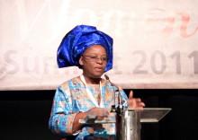 Sylvia Banda aus Zambia