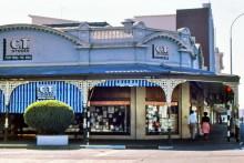 Geschäft in Harare