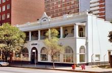 Historisches Gebäude in der Livingstone Avenue