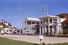 Erweiterungen des Parlament Hauses, 1971