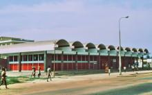 Postamt Mamprobi, 1974