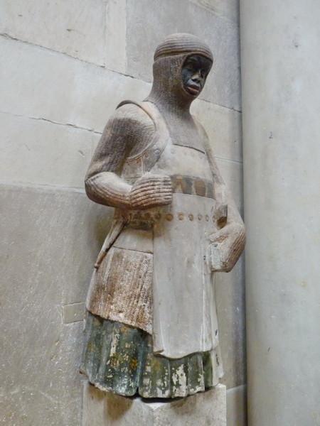 Der Heilige Mauritius im Magdeburger Dom, 2013