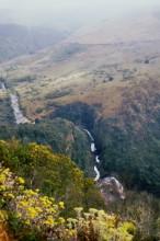 Die Pungwe Wasserfälle, 12.08.1985