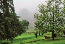 Regen in Vumba